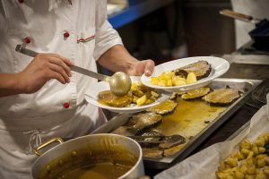 Rifugio Dorigoni | Cucina e ristoro