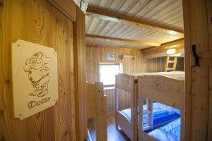 Rifugio Dorigoni | Stanze e pernottamenti