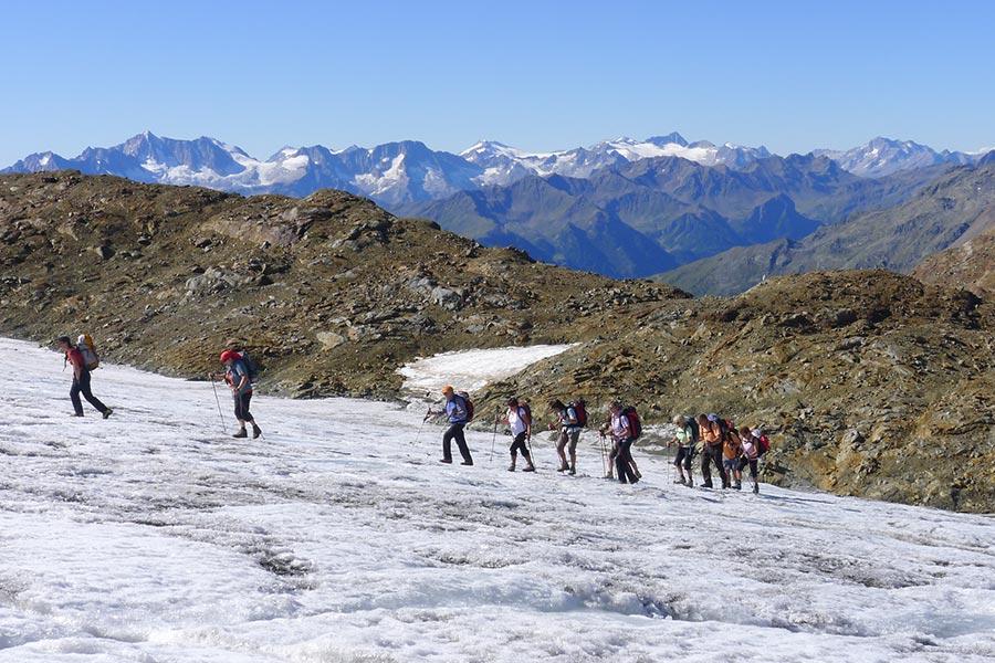 Rifugio Dorigoni | I ghiacciai dell'Ortles Cevedale