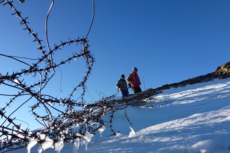 Rifugio Dorigoni | Punta Linke e la traversata del ghiacciaio del Careser